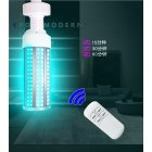 60W 30W UV Lamp UV Sanitizer For Home Disinfection Lamp Light E27 LED UVC Light Bulb Sterilization Ultraviolet light