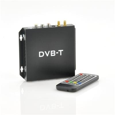 Mobile DVB-T Digital TV Receiver