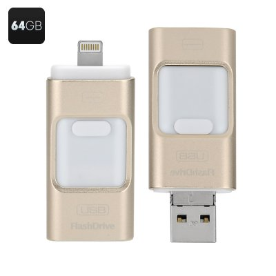 64GB Multi-functional USB Flashdisk