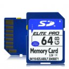 64GB SDHC memory card to boost the internal memory of your cameras  media player and more