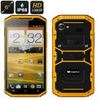 MFOX A8 Military Rugged 6 Inch Smartphone