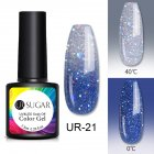 7.5ml Nail Polish Resin Thermoplastic Glitter Nail Art Supplies