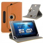 360° Rotating Leather Tablet Protection Case