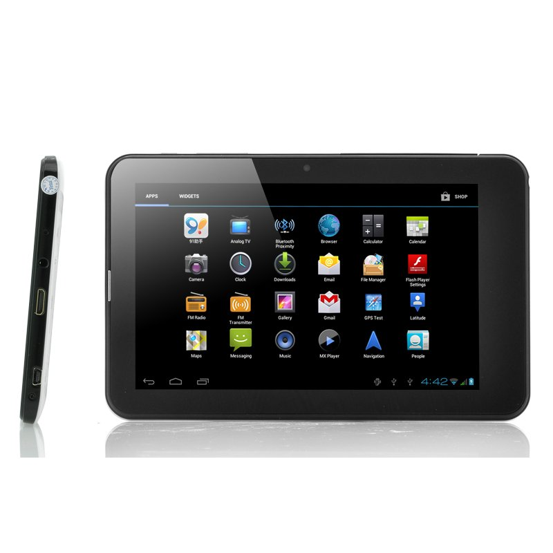 Android 4.0 Tablet - Compass