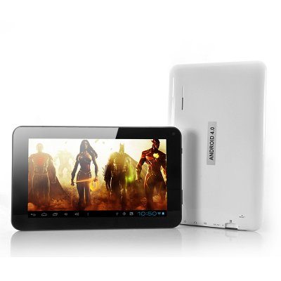 7 Inch Android Tablet - Sonic