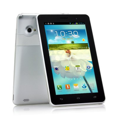 7 Inch Android 4.1 3G Phone - Mercury