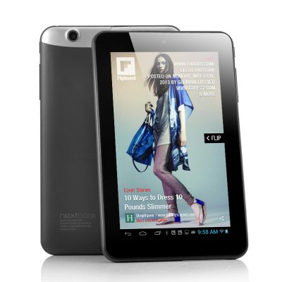 Bluetooth 2-Core Tablet - Nextbook Trendy 7