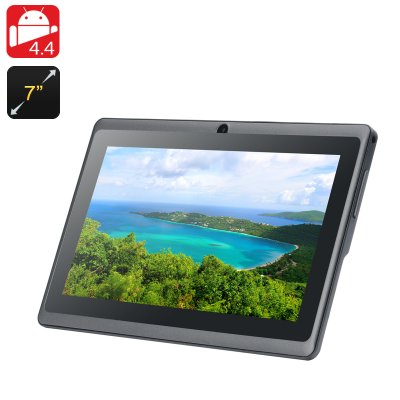 7 Inch Android 4.4 Tablet 'Eta' (Black)