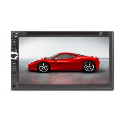 Universal 2 DIN Car DVD Player
