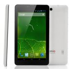 7 Inch Dual Core Android 3G Tablet has a MT6577 1GHz CPU  1GB RAM  16GB ROM and two SIM card slots