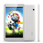 7 Inch Dual Core Android Tablet PC with an 800x480 Display  Actions ATM7021 ARM Cortex A9 and Android 4 2 operating system