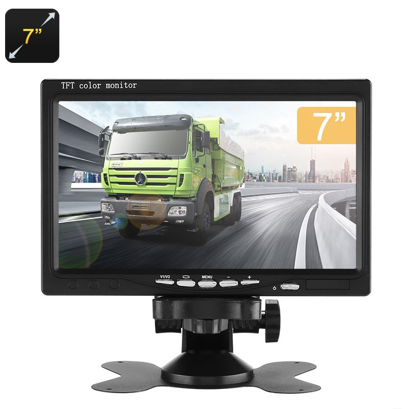 7-Inch TFT LCD Monitor