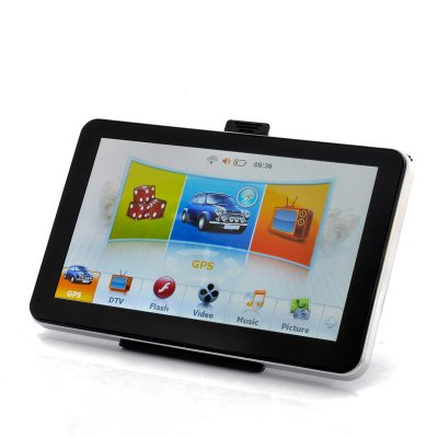 7 Inch Screen Car GPS Navigator - NaviU