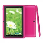 7  Wifi 1024 600 Screen Tablet PC 512 8 EU Standard 3 axis Gravity Induction Tablet PC Pink European regulations