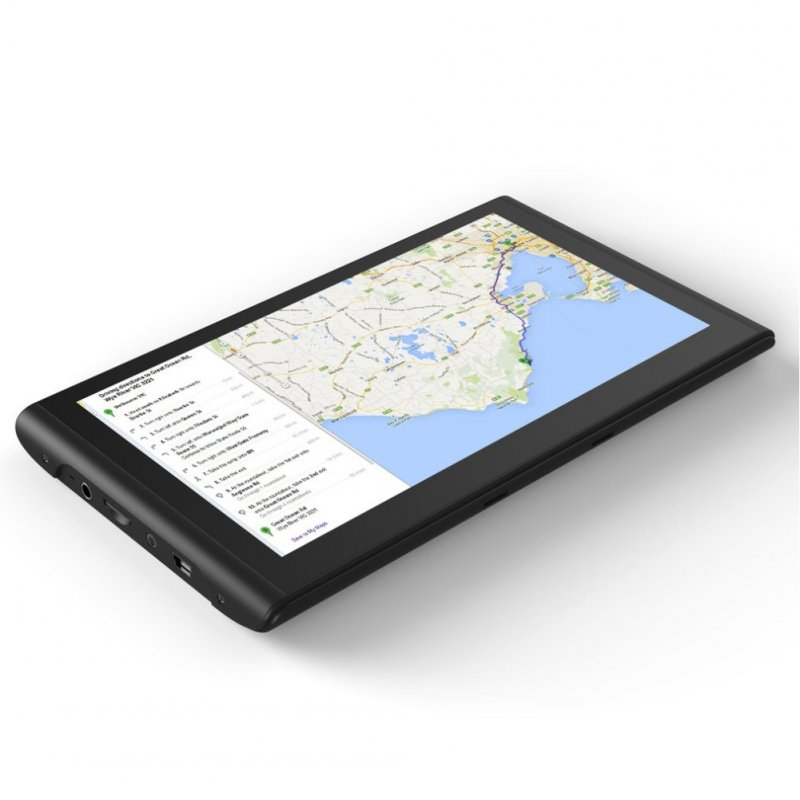 7 inch Capacitive Screen Car Truck 256MB+8GB GPS Navigator Map of Australia