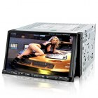 2 DIN Car DVD DVB-T GPS Player - Mammoth