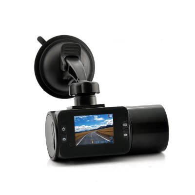 720P HD In-Car DVR