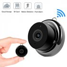 720p Wireless HD Camera Smart Camera Remote Home Infrared Without Light Night Vision Camera as picture show