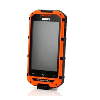 4 Inch Rugged Android Smartphone (Orange)