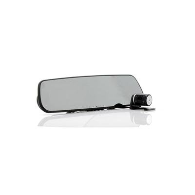 Car Rear View Mirror + Parking Camera Combo