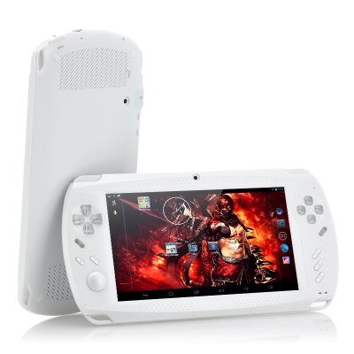 4 Core Android Gaming Console Tablet - GameXP
