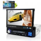 7 Inch Car DVD player running Android with WiFi  3G  GPS  DVB T and more for blasting all your media  surfing the net  and running apps right in your car