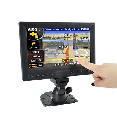 Car 8 Inch Touchscreen LCD Monitor