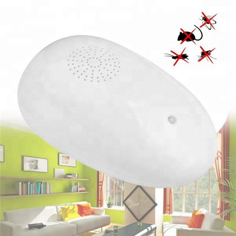 810 Safe Ultrasonic Insect Repeller EU Plug