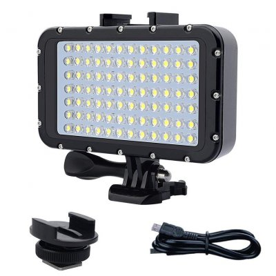 84 LED High Power Dimmable Waterproof LED