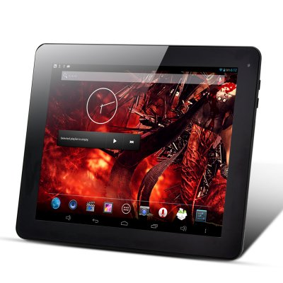 E-Ceros Revolution Android 4.2 Tablet (Black)