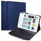 9 7 inch Mini Wireless Bluetooth Keyboard Touchpad Tablet PC Keyboard for Android iOS   Blue