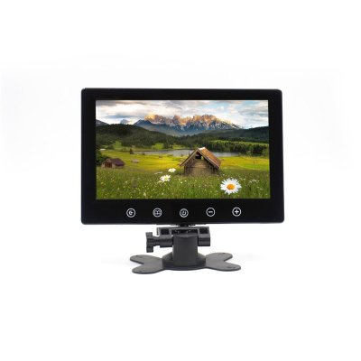 9 Inch Touch Key Stand-Alone Monitor