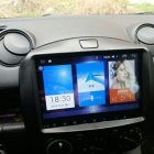 9 inch 1 DIN Car Large Screen Multimedia Player for Mazda 2 2007 2012