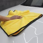 Microfiber Towel Absorbent Car Dry set
