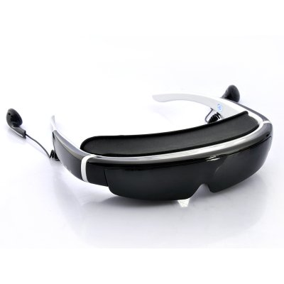 3D Virtual Screen Video Glasses