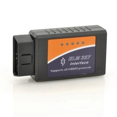 Bluetooth to Windows OBDII Car Diagnostic