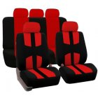 9Pcs Car Seat Covers Set for 5 Seat Car Universal Application 4 Seasons Available