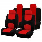 9Pcs Car Seat Covers Set