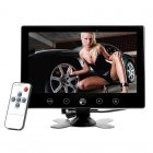 9 Inch Car Video Monitor with Touch Buttons