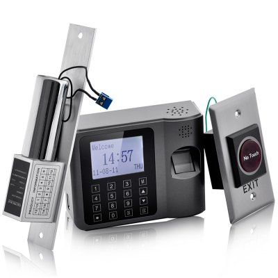 Complete Time Attendance Access Control Syste