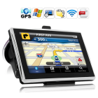A cool handheld portable GPS navigation device which utilizes the lightning fast SiRF Atlas V chip