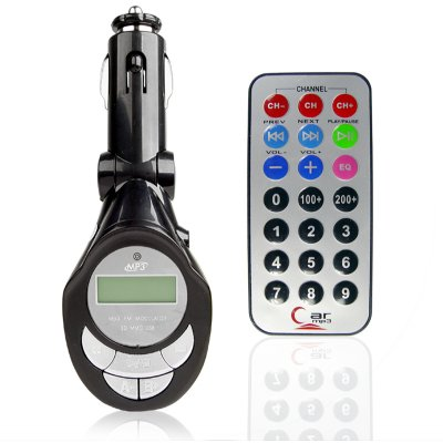 Car MP3 Transmiter Player