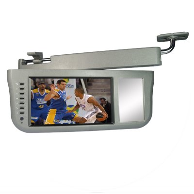 7 Inch Car Sun Visor Monitor