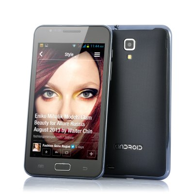 5 Inch 3G Android 4.1 Phone - Baleen (Bl)