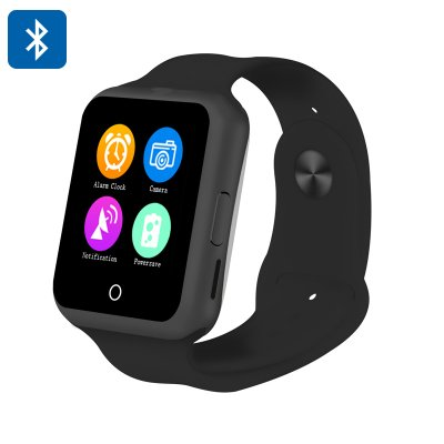 NO.1 D3 Smart Watch Phone (Black)