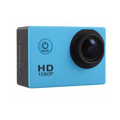 A1 2.0 Mini HD Action Camera Blue