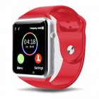 A1 Smart Wrist Watch - Red