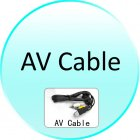 AC Cable for CVSE DC32 C Shock Ultra Rugged HD Sport Camcorder