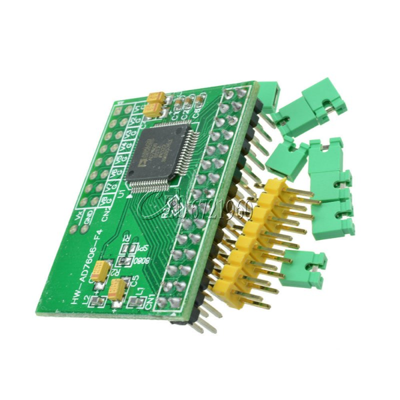AD7606 DATA Acquisition Module 16Bits 200Ksps ADC 8CH Synchronization DH AD7606