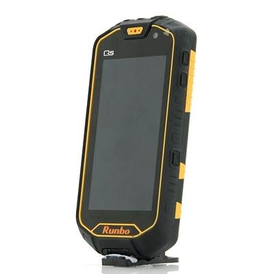 Runbo Q5 S Rugged Smartphone 8GB (Yellow)